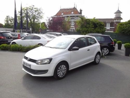 Volkswagen POLO d'occasion (04/2010) en vente à Villeneuve d'Ascq