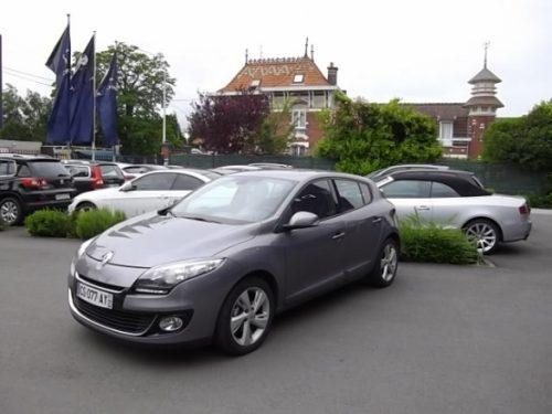 Renault MEGANE III d'occasion (03/2013) en vente à Villeneuve d'Ascq