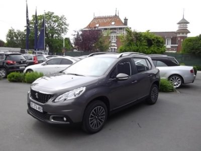 Peugeot 2008 d'occasion (06/2016) disponible à Villeneuve d'Ascq