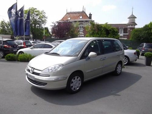 Peugeot 807 d'occasion (04/2010) en vente à Villeneuve d'Ascq