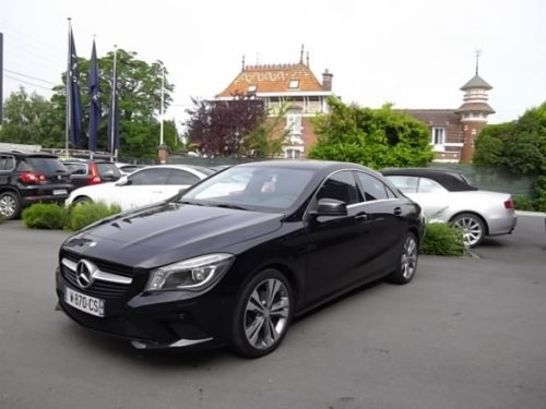 Mercedes CLA d'occasion (08/2013) en vente à Croix