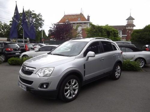 Opel ANTARA d'occasion (12/2012) disponible à Villeneuve d'Ascq
