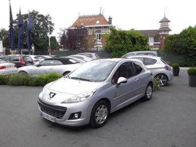Peugeot 207 d'occasion (06/2010) en vente à Villeneuve d'Ascq