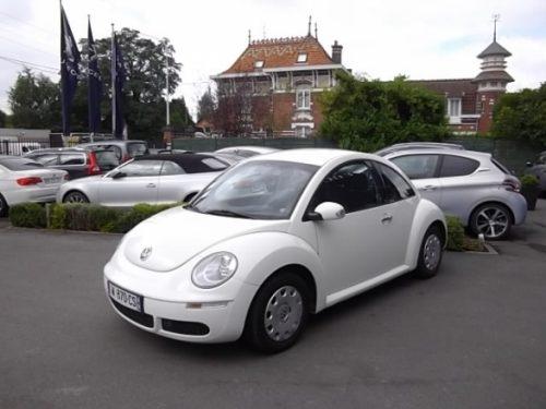 Volkswagen NEW BEETLE d'occasion (08/2008) disponible à Villeneuve d'Ascq