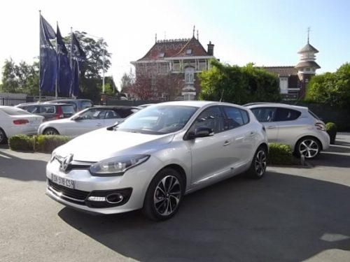Renault MEGANE III d'occasion (03/2015) en vente à Villeneuve d'Ascq