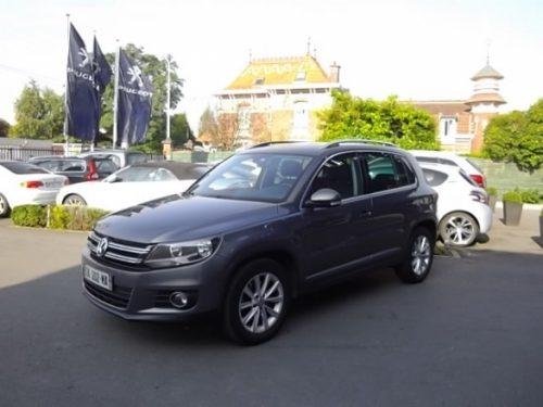 Volkswagen TIGUAN d'occasion (09/2014) en vente à Villeneuve d'Ascq