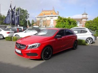 Mercedes CLASSE A d'occasion (04/2015) en vente à Villeneuve d'Ascq
