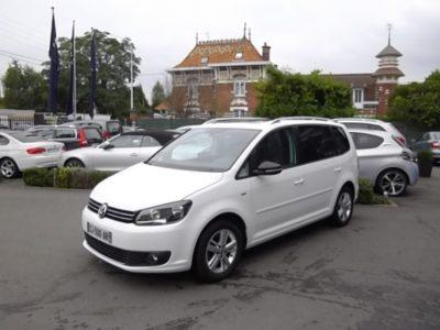 Volkswagen TOURAN 7 PLACES d'occasion (07/2012) disponible à Villeneuve d'Ascq