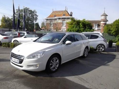 Peugeot 508 SW d'occasion (09/2012) en vente à Villeneuve d'Ascq