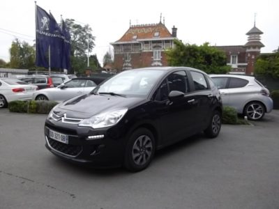 Citroen C3 d'occasion (04/2015) disponible à Villeneuve d'Ascq