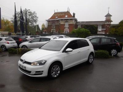 Volkswagen GOLF VII d'occasion (09/2013) disponible à Villeneuve d'Ascq