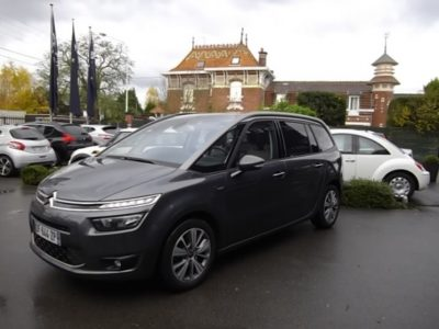 Citroen GRAND C4 PICASSO d'occasion (05/2014) disponible à Villeneuve d'Ascq