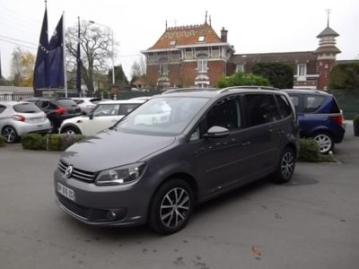 Volkswagen TOURAN d'occasion (06/2011) en vente à Croix