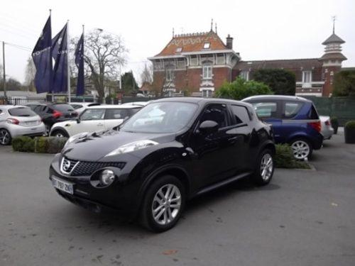 Nissan JUKE d'occasion (09/2011) en vente à Villeneuve d'Ascq
