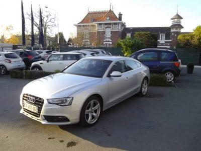 Audi A5 SPORTBACK d'occasion (09/2012) disponible à Villeneuve d'Ascq