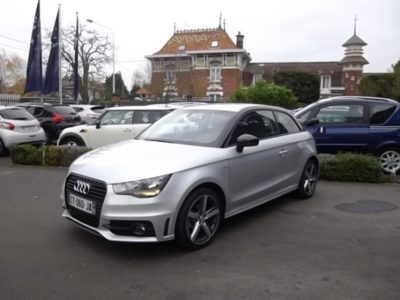 Audi A1 d'occasion (09/2013) en vente à Croix