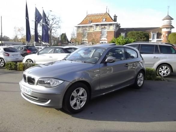 BMW SERIE 1 d'occasion (03/2011) en vente à Villeneuve d'Ascq