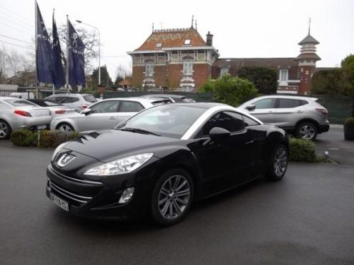 Peugeot RCZ d'occasion (03/2011) disponible à Villeneuve d'Ascq