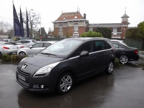 Peugeot 5008 7 PLACES d'occasion (04/2011) en vente à Villeneuve d'Ascq