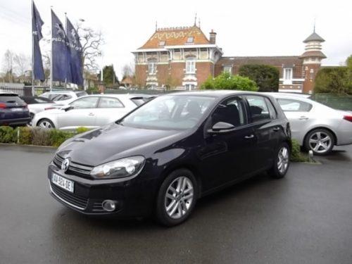 Volkswagen GOLF VI d'occasion (04/2009) en vente à Villeneuve d'Ascq