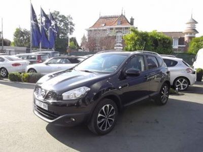 Nissan QASHQAI d'occasion (01/2012) disponible à Villeneuve d'Ascq