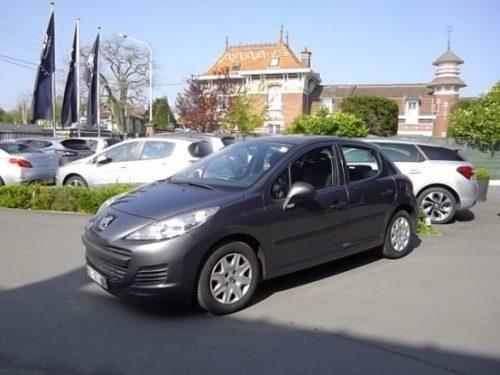 Peugeot 207 d'occasion (09/2010) en vente à Villeneuve d'Ascq